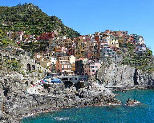 Our weekend between Portovenere and the Cinque Terre