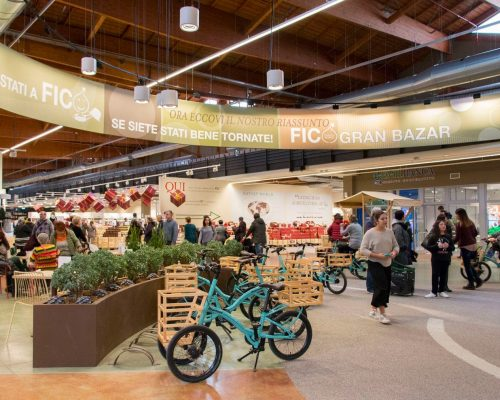 Visit to FICO BOLOGNA: the largest food park in the world