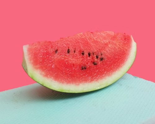Are you looking for an antidote against the heat? Eat the watermelon!